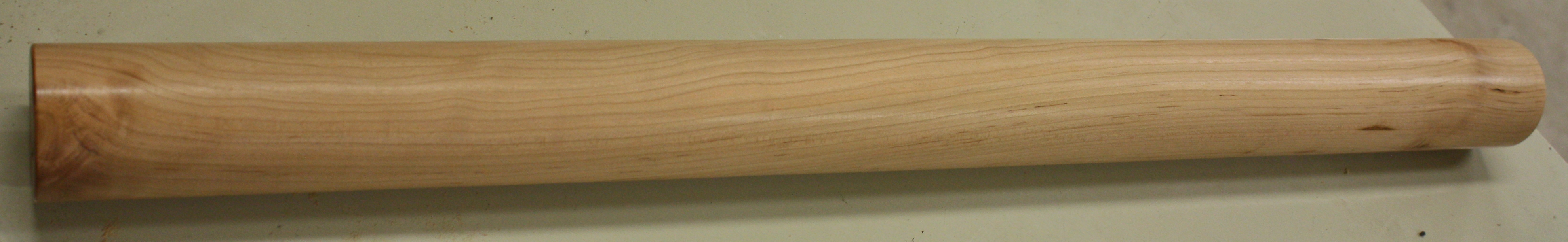 Cherry Rolling Pin and Benjamin's Best Roughing Gouge Review