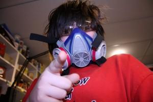 Respirator Boy