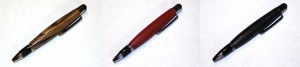 Three Stylus Pens